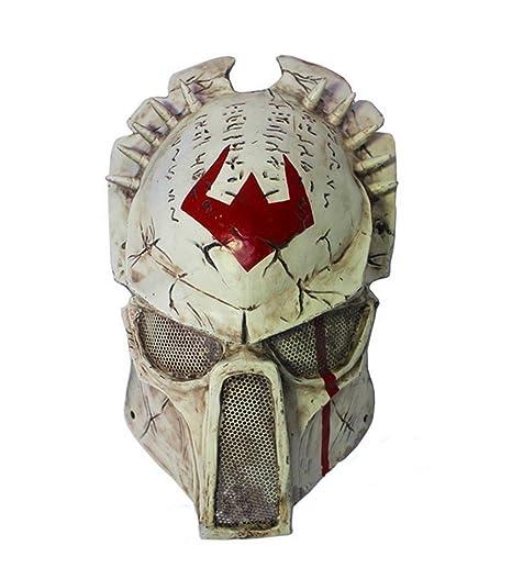 Alien Vs Predator Mask OM AVP Wolf 6,0 cubrimiento de toda la ...
