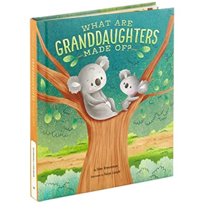HMK What are Granddaughters Made of?: Toys & Games