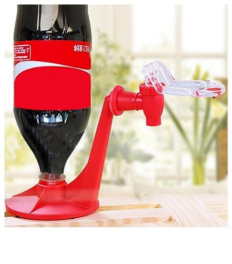 Distinct® Dispensador de la soda botella de Coca Cola Al revés Dispensador de Agua Potable