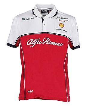 DND de DAndolfo Ciro FCA Camiseta Alfa Romeo Racing F1 Polo ...