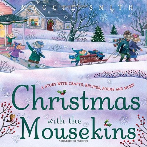 Christmas with the Mousekins (Easy Christmas Crafts For Toddlers)