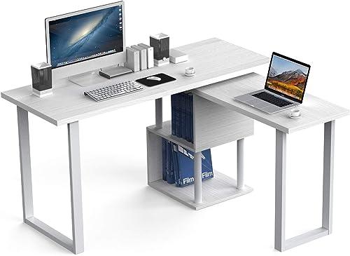 """55"""" Large Size L-Shaped Computer Desk,Workstation"""