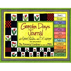 Garden Days Journal