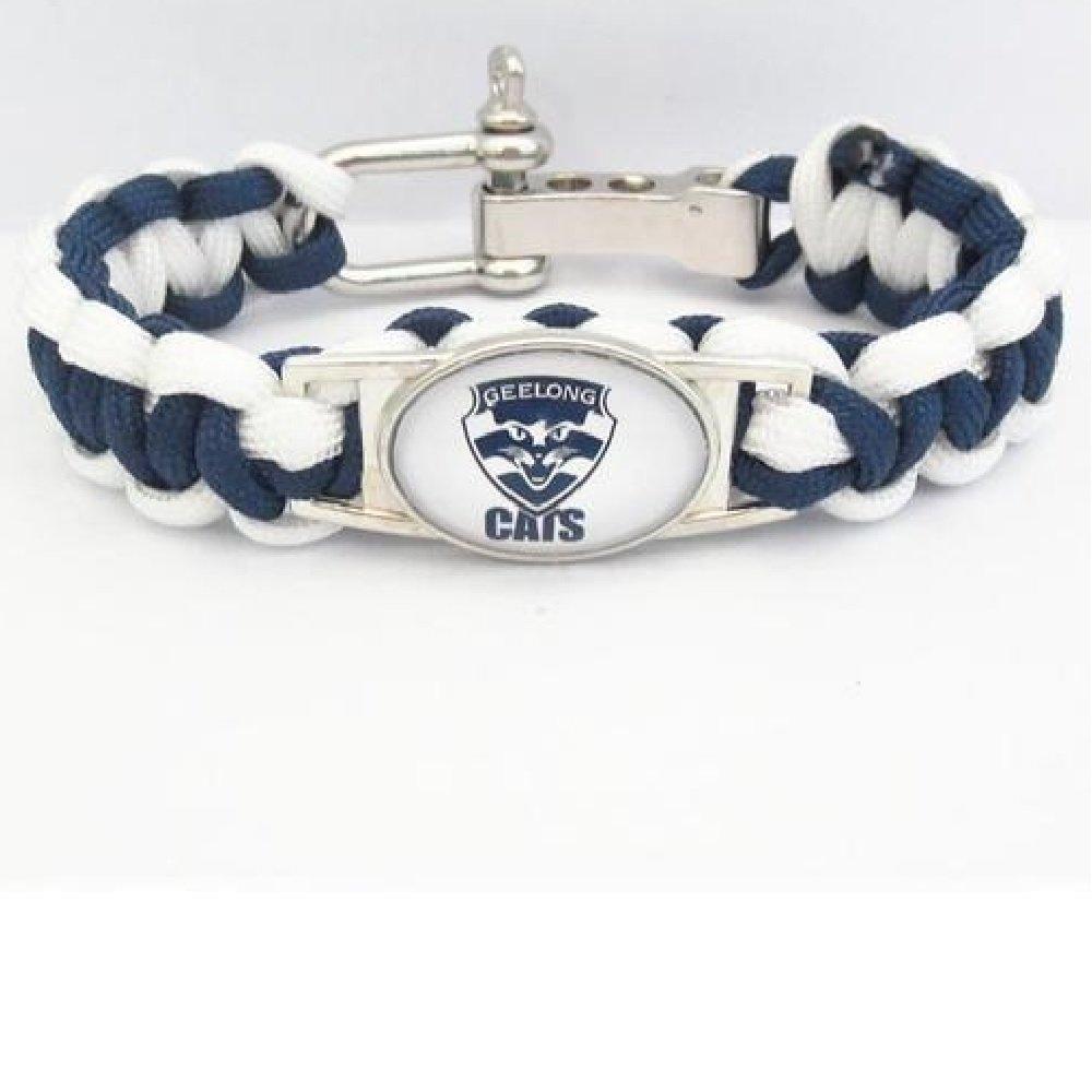 Swamp Fox Geelog Cats AFL Adjustable Paracord Bracelet