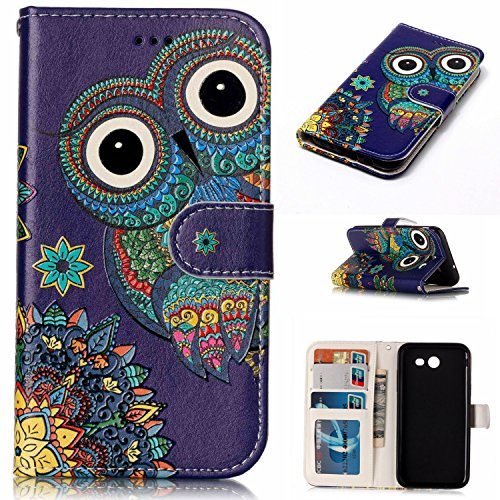 Samsung Galaxy J3 Case,Galaxy J3 Prime Case,Galaxy J3 Emerge Case,Samsung J3 Eclipse Case,Flip Samsung J3 Case with Stand&Card Holder Samsung J3 Wallet Case Samsung J3 Emerge Case for Samsung J3 2017
