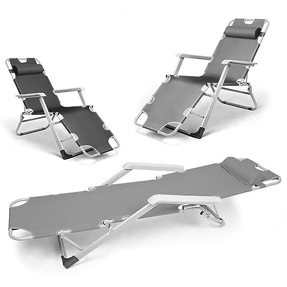 Amazon.com: WSSF - Sillón reclinable plegable y ajustable ...