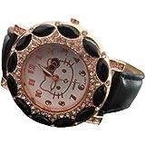 New Lovely Fashion Hello Kitty watches Girls Ladies Wrist Watch WKT@KTWB0321B