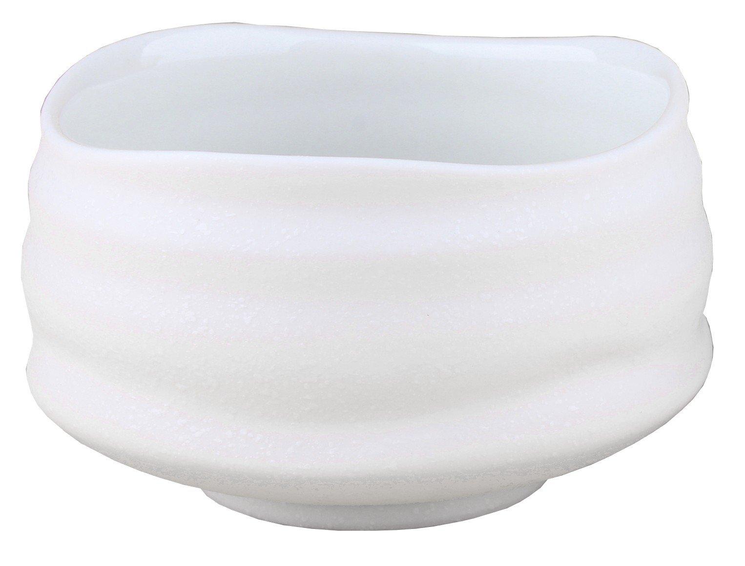 Goodwei Japanese Matcha Ceremonial Tea Bowl 15oz, 4.7 in. (no Whisk Holder, Miyuki)