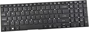 Replacement Keyboard Without Frame for Acer Aspire 5755 5755G 5830 5830G 5830T 5830TG V3-551 V3-531 V3-571 V3-771 V3-772 E1-522 E1-530 E1-532 E1-570 E1-771 E5-511 ES1-512, Gateway NV55S NV57H