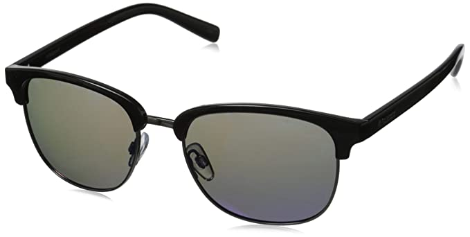 171bef4a780 Polaroid Polarized Browline Clubmaster Men s Sunglasses - (PLD 1012 S CVL  54K7