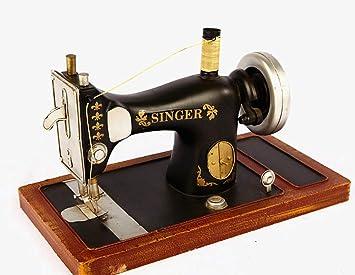 Costura de adornos modelo de máquina de coser, retro nostálgico de ...