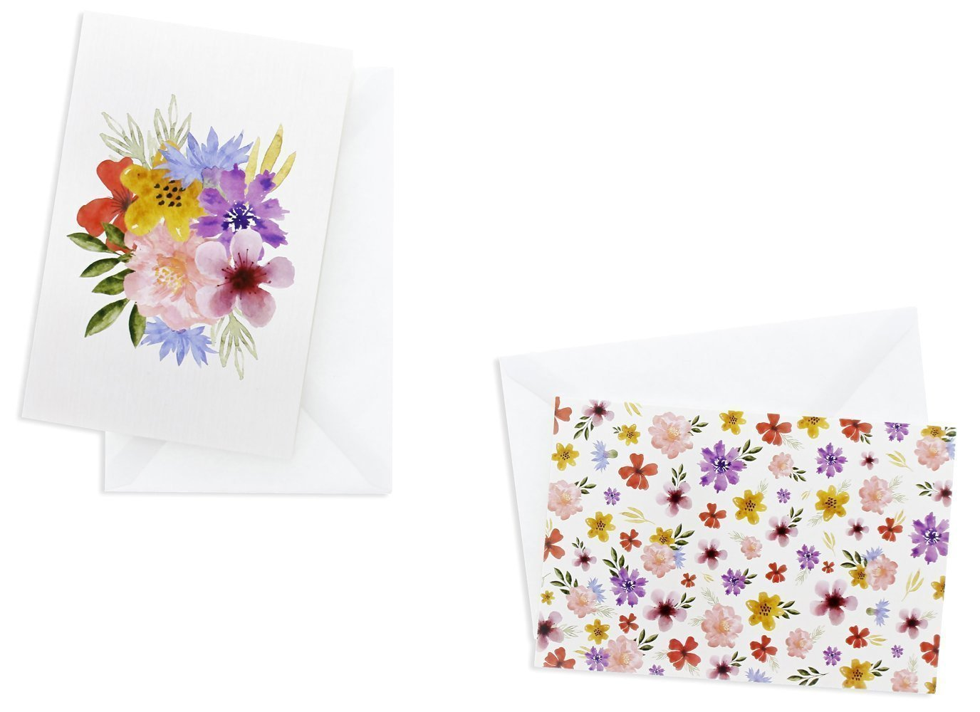Amazon 48 Pack All Occasion Assorted Blank Note Cards Greeting