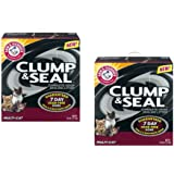 Arm & Hammer Clump & Seal Litter, Multi-Cat, 28 Lbs (2 PACK)