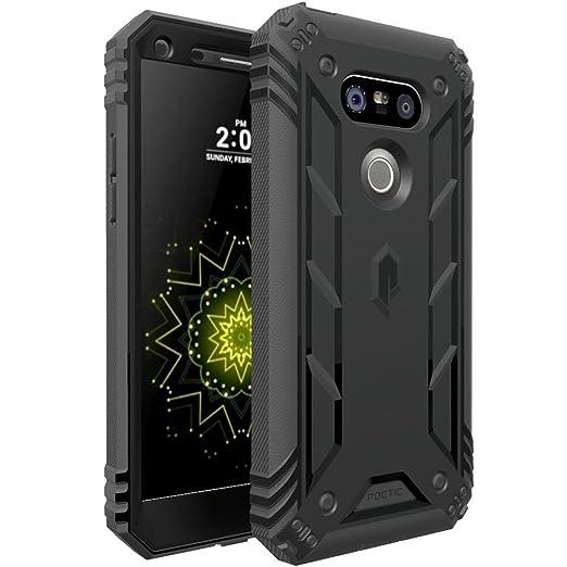 13 opinioni per Custodia LG G5- Poetic [Serie Revolution]- [Resistente] [Doppio Strato] Custodia