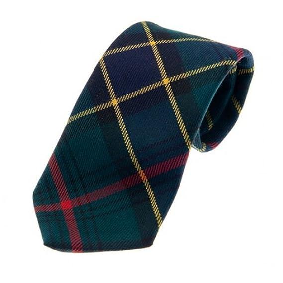 Lochcarron of Scotland Ogilvie - Corbata de tartán, diseño moderno ...