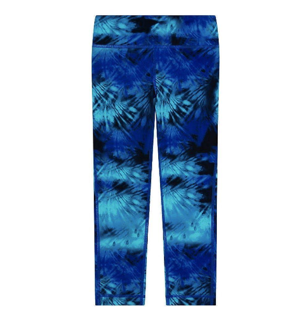 Kirkland Signature Girls Moisture Wicking Fabric Active Capri Legging