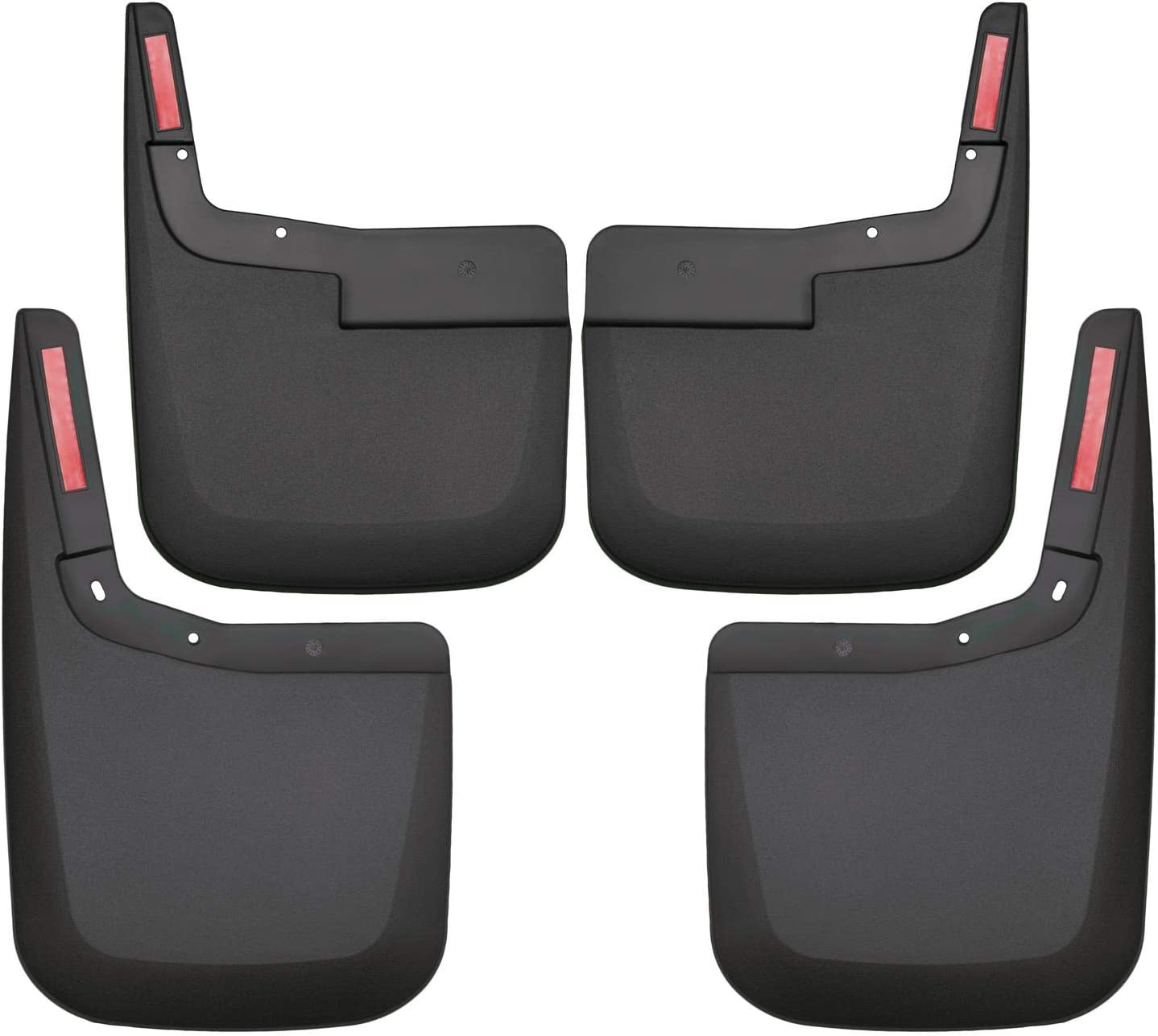 Husky Liners Front Mud Guards Fits 15-18 F150 w// OE Flares 58451