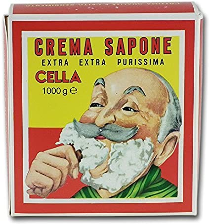 Celda Crema de Afeitar Shaving Soap (1 kg) by Cella