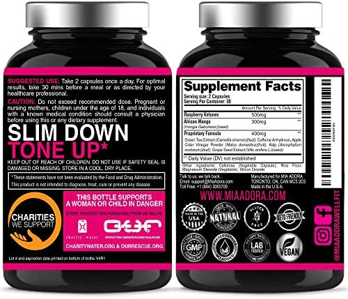 Women's Fat Burner Pills for Fast Weight Loss [Super Thermogenic] Best Natural Diet Pills, Metabolism Booster & Appetite Suppressant Supplement, Carb Blocker, Extra Strength & Energy, Vegan, 60 Caps 3