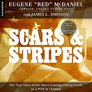 Scars and Stripes Audiobook