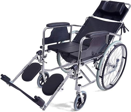 Silla de Ruedas Wheelchair Silla De Ruedas Reclinable A 170 ...