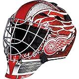 Franklin Sports NHL League Logo Detroit Red Wings Mini Goalie Mask by NHL