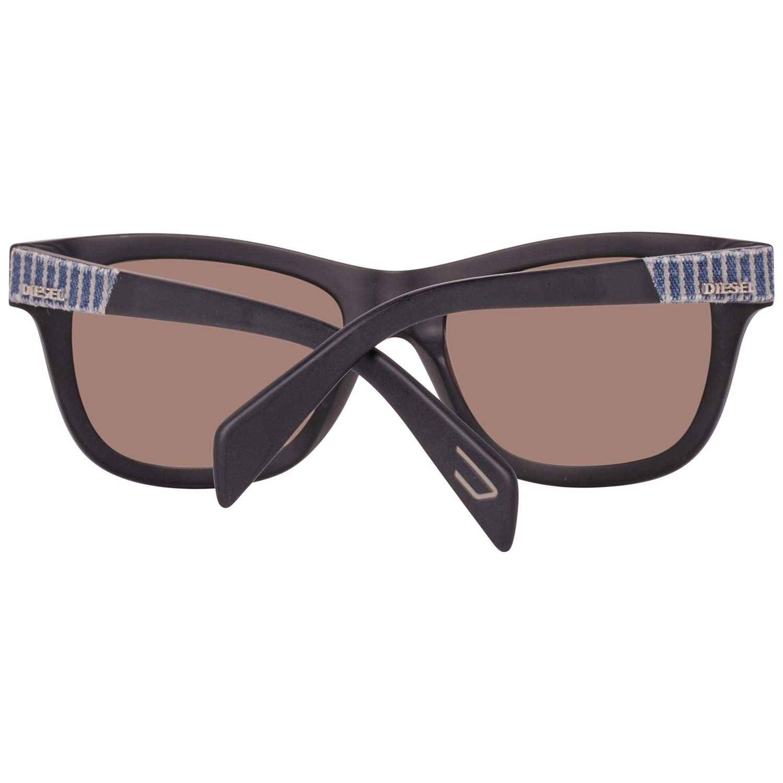 Amazon.com: anteojos de sol Diesel DL 111 Dl0111 05E Black ...