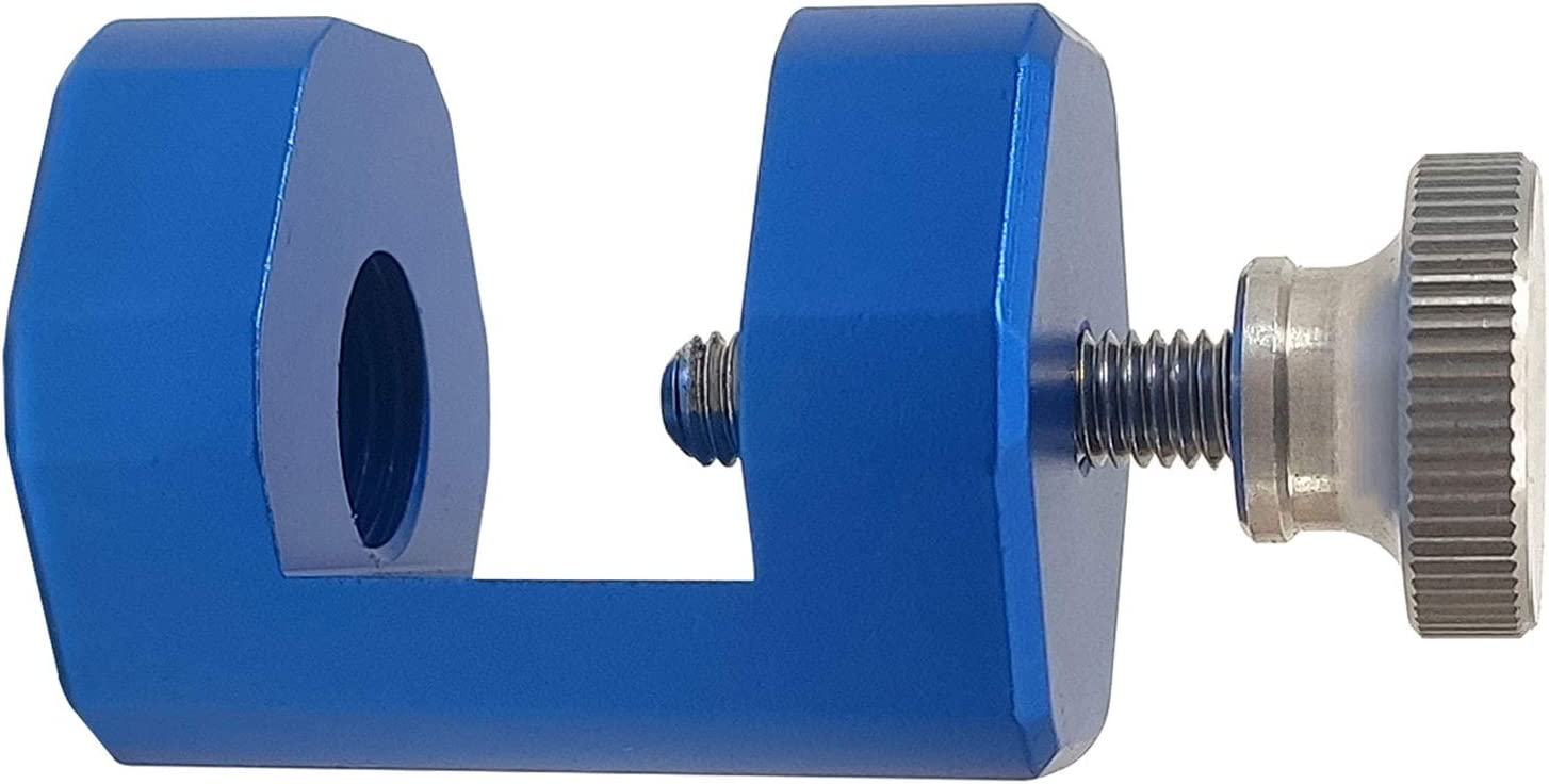 Engine Spark Plug Gap Gapper Tool Compatible with 14mm Threaded Spark Plugs WISPAUSU 14mm Spark Plug Caliper