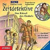 : Die Zeitdetektive 08. Das Rätsel des Orakels (Audio CD)