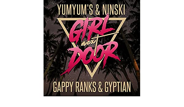 gappy ranks gyptian girl next door