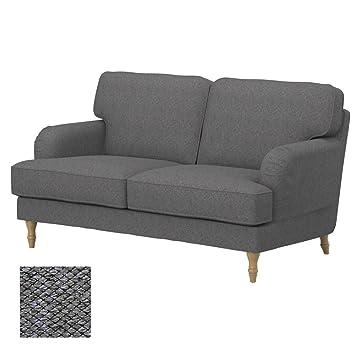 Soferia - IKEA STOCKSUND Funda para sofá de 2 plazas, Nordic ...