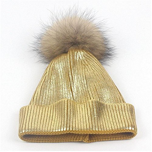 Otoño casquillo Mantenga 56 hot Luz hace que Volumen El lado del m e Hairball Casquillo Junta caliente punto black de Srta del silver oro invierno sombrero la el yellow bronzing 58cm nuevo caliente YANXH wAEBqq6
