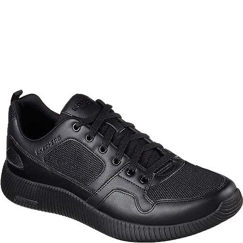 Uomo Uomo Sneakers Pelle Sneakers Skechers Skechers Sneakers Pelle Skechers dBorWxCe