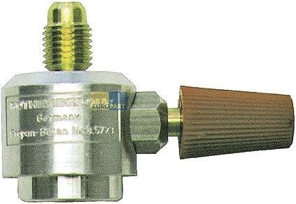 Anschlussventil Feingewinde Kältemittel R600a Baumarkt