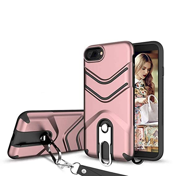 Apple Iphone 8 Case With Kickstand In Rose Gold Complete In Specifications Cases, Covers & Skins Consumer Electronics