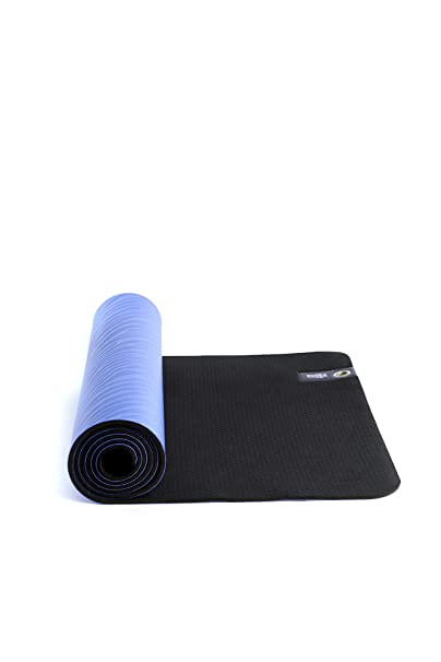 Amazon.com: Lole Ultra Yoga Mat 5mm (Dazzling Blue): Health ...