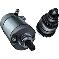 NEW STARTER DRIVE FITS STARTERS FOR SKI-DOO SNOWMOBILE SUMMIT 500 2003 410-210-400 515175795 283005840 410209200 410-212-400