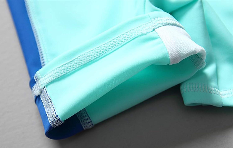 SUPEYA Baby Boys Shark Print Swimwear One-Piece Rash Guard Swimsuit with Zipper