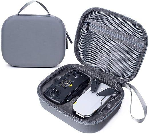 Estuche rígido para DJI Mavic Mini, bolsa de almacenamiento portátil, estuche rígido de viaje a prueba de agua de almacenamiento, accesorios de controlador, caja de almacenamiento, bolso de mano: Amazon.es: Hogar