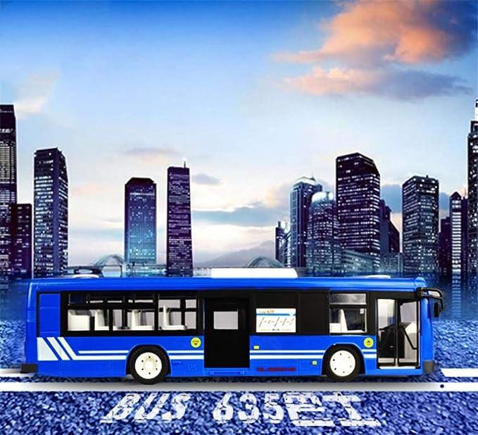 CZALBL El Control Remoto del Bus, el Modelo de simulación ...