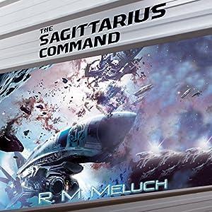 The Sagittarius Command Audiobook