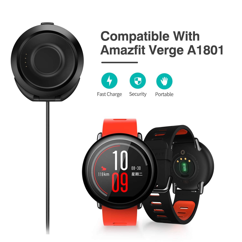 Amazon.com: MoKo Amazfit Verge A1801 - Base de carga ...