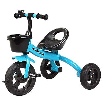 Mysida Kids Bikes Bicicleta de Tres Ruedas para niños, Triciclo ...