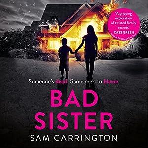 Bad Sister Audiobook