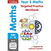 Year 3 Maths Targeted Practice Workbook: 2019 tests (Collins KS2 Practice)