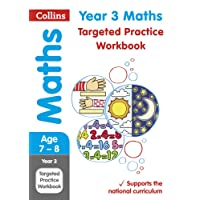 Year 3 Maths Targeted Practice Workbook: 2018 tests (Collins KS2 Revision and Practice)