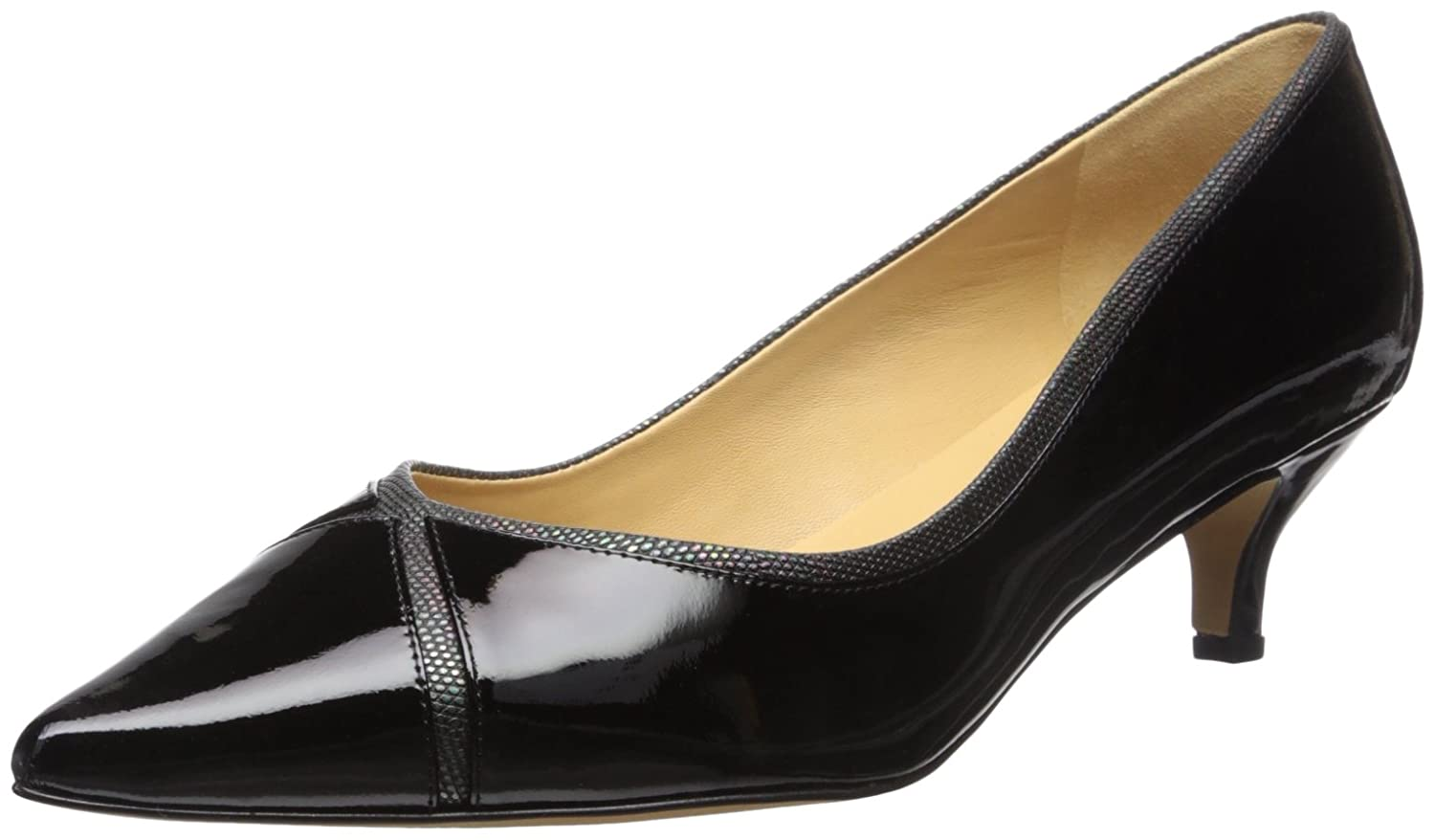 Trotters Women's Kelsey Dress Pump B019R21FZA 6.5 N US|Black Combo