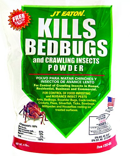 JT Eaton 203-4BG Bedbug and Crawling Insect Powder with ...