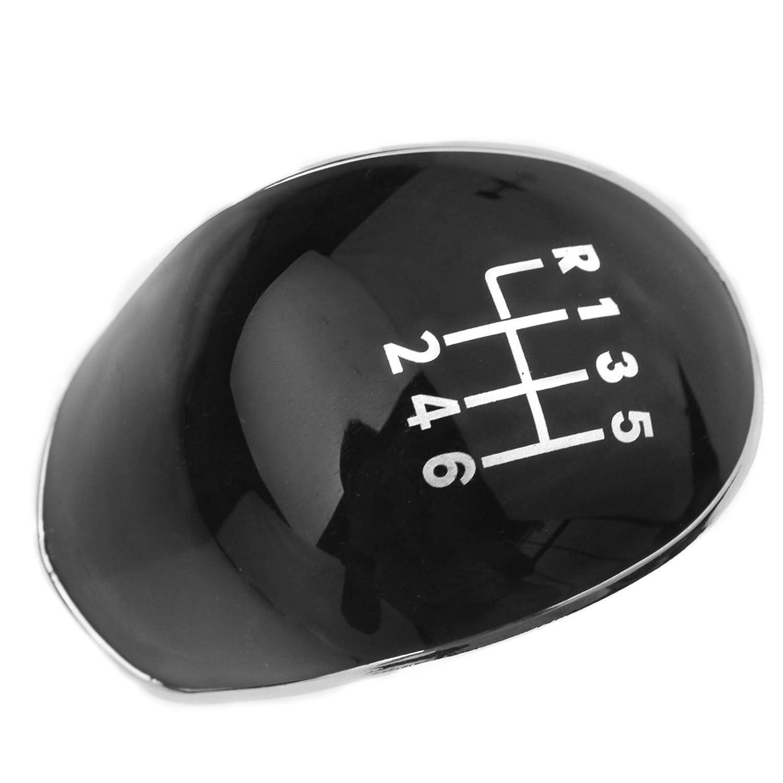 ENET 6 Speed Round Shift Knob Cap Gear