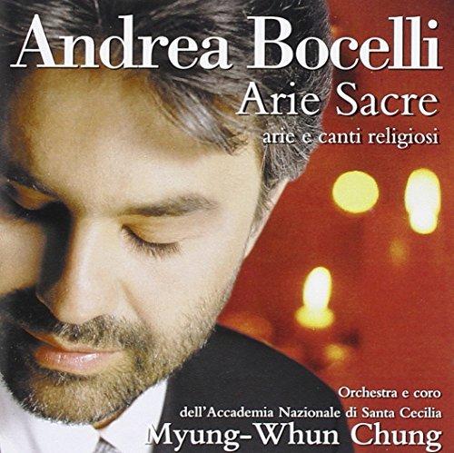 Andrea Bocelli - Arie Sacre By Andrea Bocelli - Zortam Music